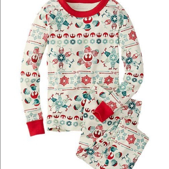 5615dbfdee Hanna Andersson Other - Star Wars Hanna Andersson Pajama Set 120